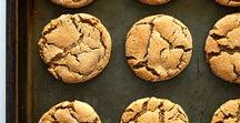 Sweet Treats / Cookies, candy, ice cream, and more dessert recipes.