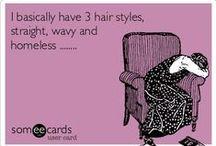 Curly Hair / by Amanda Knighten