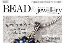 Bead & Jewellery Magazine / Bead & Jewellery magazine is the UK's favourite beading magazine and beloved worldwide. Editor and passionate beader Katie Dean ensures each issue is full of wonderful projects and inspiring features. We bring you the best projects and ideas, and you'll find plenty to inspire you whether you're just starting out or you're an experienced beader.