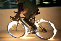 bicicleta: culture, posters, images / Bike culture. Bikes I like. I love bikes. Til death do us part.