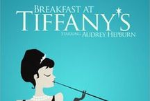 What about Breakfast at Tiffany's? / I love Tiffany & Co. & Breakfast at Tiffany's. This board contains a mixture of Tiffany-inspired pins.