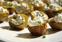 Hors d'oeuvres and Appetizers