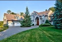 998 Wildhurst Trail, Orono, MN - Lake Minnetonka / Swanstone - Beautiful Lake Minnetonka Estate with 3+ Acres of Gated Privacy and 400+ feet of Shoreline 8 BR 8 BA 8 Fplcs. 8200 SF $2.875M