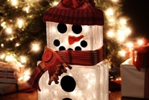 Holiday Decor / by Becky Anguiano