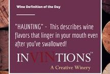 Wine Trivia / This board will give you a peek at some of the winery favorites when it comes to wine-related facts, and we occasionally sprinkle in a bit of wine history! Use these little tidbits at your next wine tasting and folks will think you're a real oenophile!