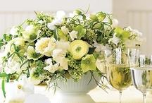 Wedding Flowers- Green
