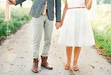 ♥ Tenues des mariés ♥