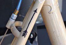 bicicleta: hot frames/detail shots