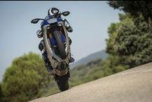 Pruebas / Las fotos de las pruebas realizadas por Motociclismo