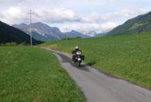 Rutas y viajes en moto / Rutas y viajes en moto publicados en las revistas Motociclismo, La Moto y Moto Verde.