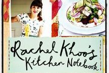 Rachel Khoo's Kitchen Notebook / A peek behind the scenes of my latest book, Rachel Khoo's Kitchen Notebook.  / by Rachel Khoo