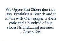 XOXO, Gossip Girl / All things Gossip Girl!