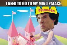 Sherlock! / by Megan Murphy