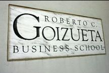 Goizueta Business School / Emory University's Goizueta Business School offers a unique, community-oriented environment paired with an academic prestige and rigor shared with the international acclaim of Emory University. Goizueta trains business leaders of today and tomorrow with undergraduate, graduate, doctoral and executive education courses. The school is named for the late Roberto C. Goizueta, former Chairman and CEO of The Coca-Cola Company. For more information, visit goizueta.emory.edu. / by Emory University