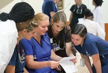 Nell Hodgson Woodruff School of Nursing / Emory's nationally recognized nursing programs prepare nurses to deliver high-quality, patient-centered care in a variety of health care settings in the U.S. and abroad. |  www.nursing.emory.edu/ / by Emory University