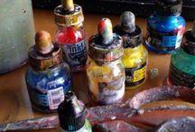 Art Supplies I Use