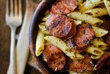 Delicioso: Pork / All recipes include pork.