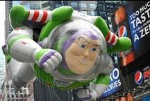 Macy's Thanksgiving Day Parade / My favorite part of Thanksgiving! Macy's annual Thanksgiving Day Parade!