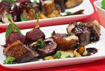 Viandes / Charcuterie / Viande / Meat / Carne / Fleisch