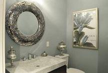 Dream House: Bath / Master Bath & Guest Bath ideas for our dream house!