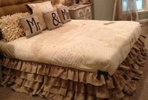Dream House: Sleep / Gorgeous bedrooms!