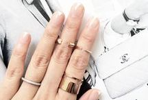 Nailed It / Every ring needs a perfectly manicured nail!
