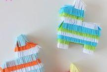 Cinco de Mayo / Cinco de Mayo: May 5th. Celebration ideas.