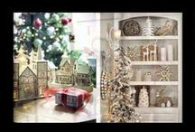 CHRISTMAS  IDEADECO / IDEADECO CHRISTMAS DIY DECORATIONS. We can make our own original Christmas ornaments and decorations with everything we already have into our home. Just give it a try!!!