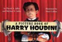 Magic, Houdini, etc / The Great Magician / by Susan Degnan