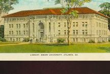 Emory Libraries / A board dedicated to the many libraries at Emory. / by Emory University