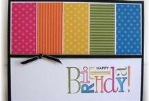 CARDS BIRTHDAY / birthday cards only