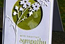 cards sympathy / sympathy cards