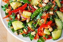Delicioso: Healthy / Healthy recipes that are also delicious! Follow my other Delicioso boards: Breakfast, Pork, Paleo, Chicken/Turkey, Nearly Vegetarian, Seafood, Beef, and Gluten Free.