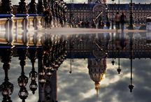 France et Paris / Ses monuments et paysages
