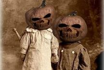 Everything Halloween! / Boo!