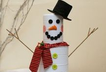 Winter Holidays! / Thanksgiving, Christmas, New Years~Food, deco's & ideas!