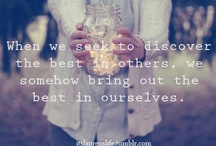 Quotes I Adore! :) / by Kathryn Cole