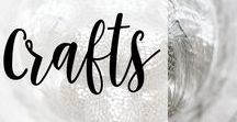 Crafts / Crafts upon craft projects waiting to be created and loved! #crafts #crafting #craftprojects