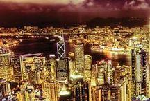 Bright Lights,Big City / Cities around the World