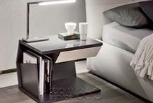 Bedroom Casegoods / Designer, Modern and Contemporary Nightstands, Dressers, Chests and Armoires