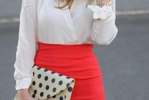 working woman wardrobe