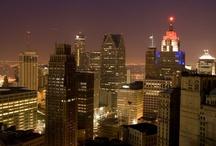 Detroit - Ann Arbor  / The Motor City