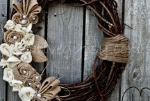 Wreaths / by Amanda Rigby