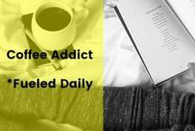 Coffee ADDICT / Business and life fueled by coffee...  *Daily inspiration, tips, tools and next steps...  Shots of profanity...Free!