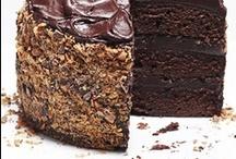 Cakes, Cupcakes, Cookies & Brownies / by Casandra Jordan
