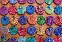 A BEAD MAKING CHALLENGE Polymer Clay,Paper, Material