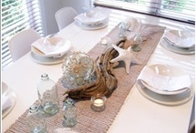 Summer Decor / Something light and airy