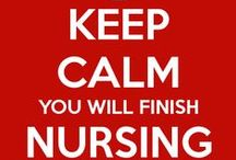 Nursing! / by Tracy Stubblefield