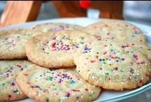 Cookie Swap / Cookie recipes - whether good for a holiday cookie swap or not.  / by Gina E