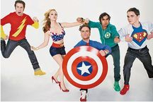The Big Bang Theory / Everything to do with BBT / by Kelly Bannan